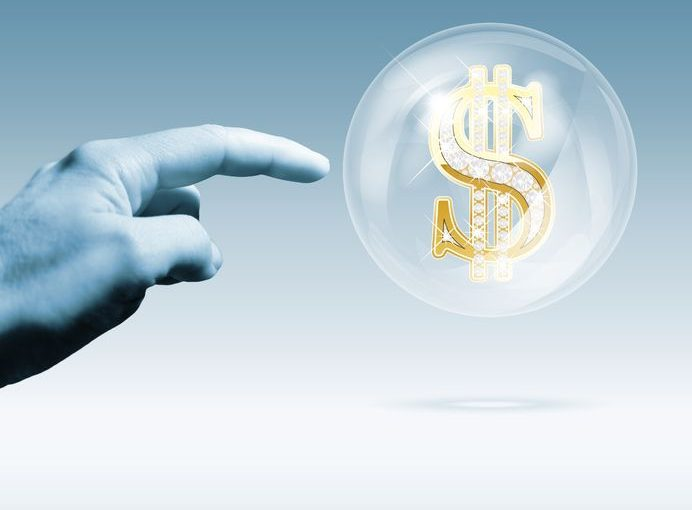 A Bubble Economy… that's about to burst again